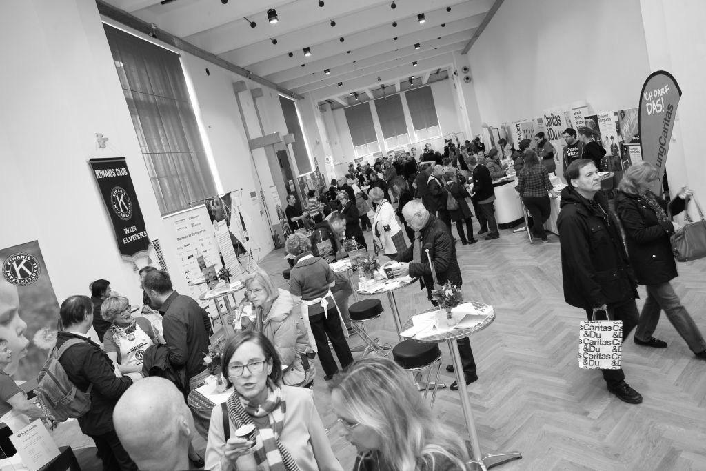 """""""Wiener Freiwilligenmesse – da steckt viel Leidenschaft drin"""""""