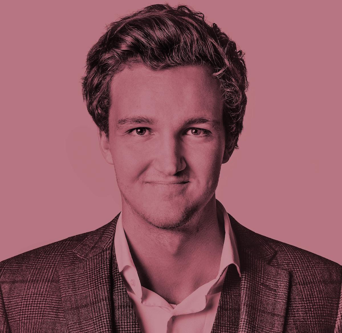 """Thiemo Gillissen """"Ich liebe es jeden Tag mit motivierten Leuten an einer Vision zu arbeiten"""""""