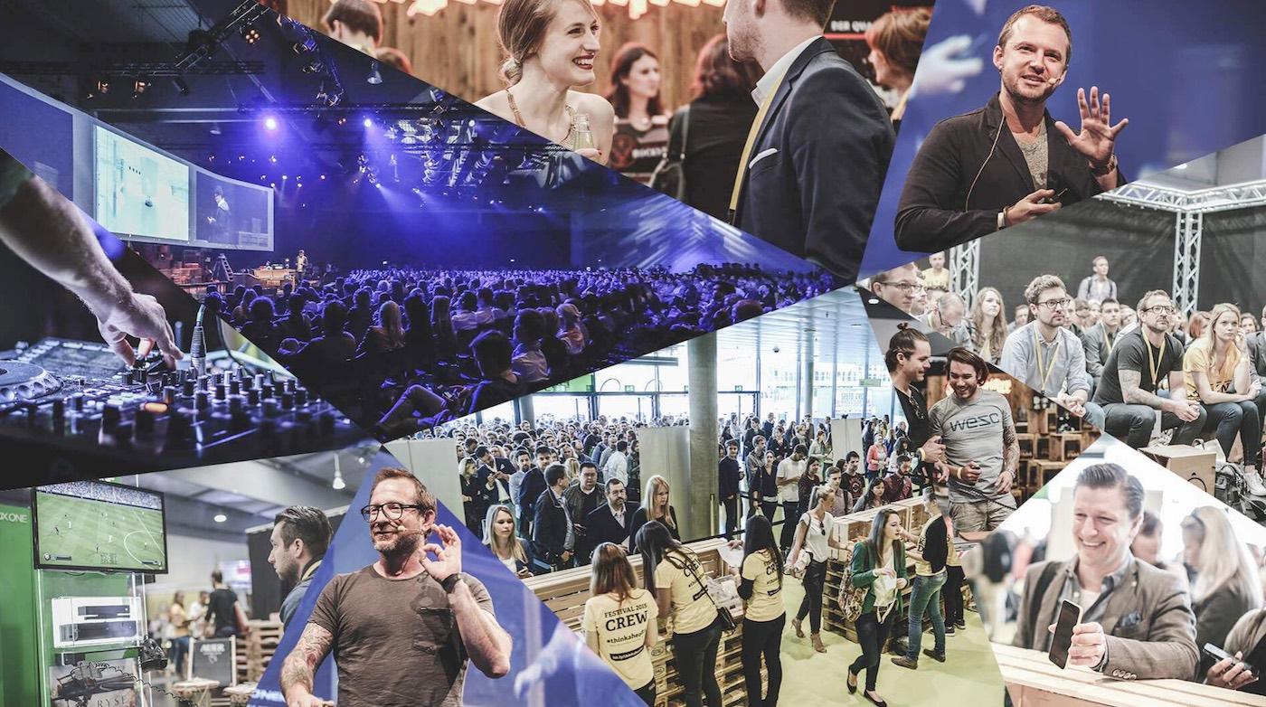 FIFTEEN SECONDS FESTIVAL | Europas Festival für Vordenker – 16. + 17. Juni 2016 in Graz