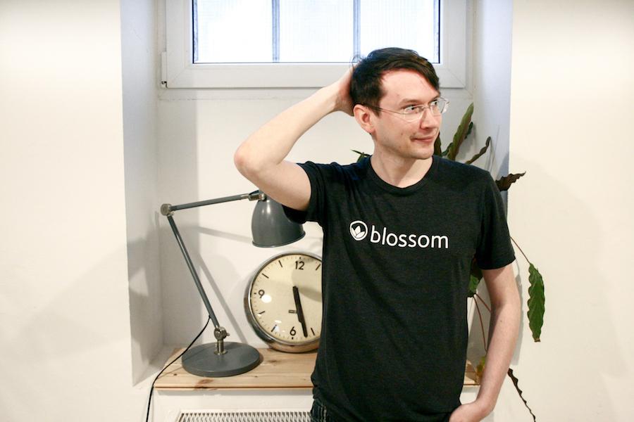 Thomas Schranz CEO Blossom