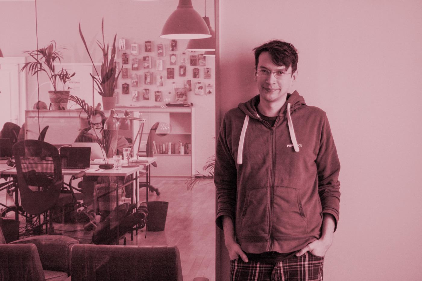 """Thomas Schranz: """"Software zu entwickeln ist wie Texte schreiben die lebendig sind."""""""