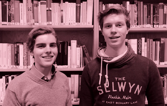 """Konstantin Klingler & Moritz Stephan: """"Es ist enorm wichtig Dinge einfach anzupacken und zu machen."""""""