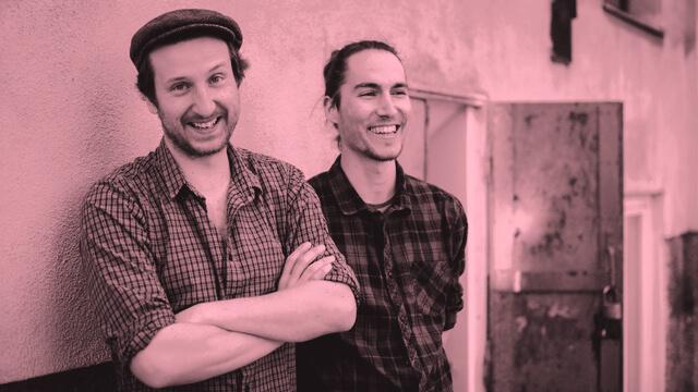 """Manuel Bornbaum & Florian Hofer: """"Wenn man von einer Idee überzeugt ist sollte man sich daran wagen sie umzusetzen."""""""