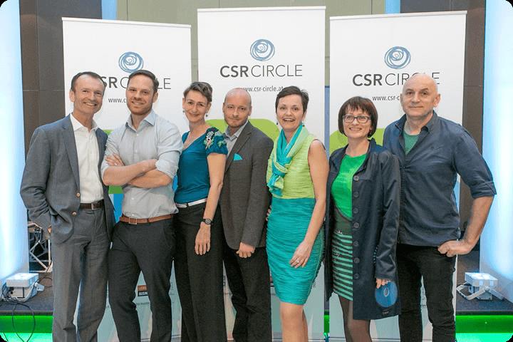 """CSR-Circle: """"Es geht auch anders. Soziale Innovation als Managementansatz."""""""
