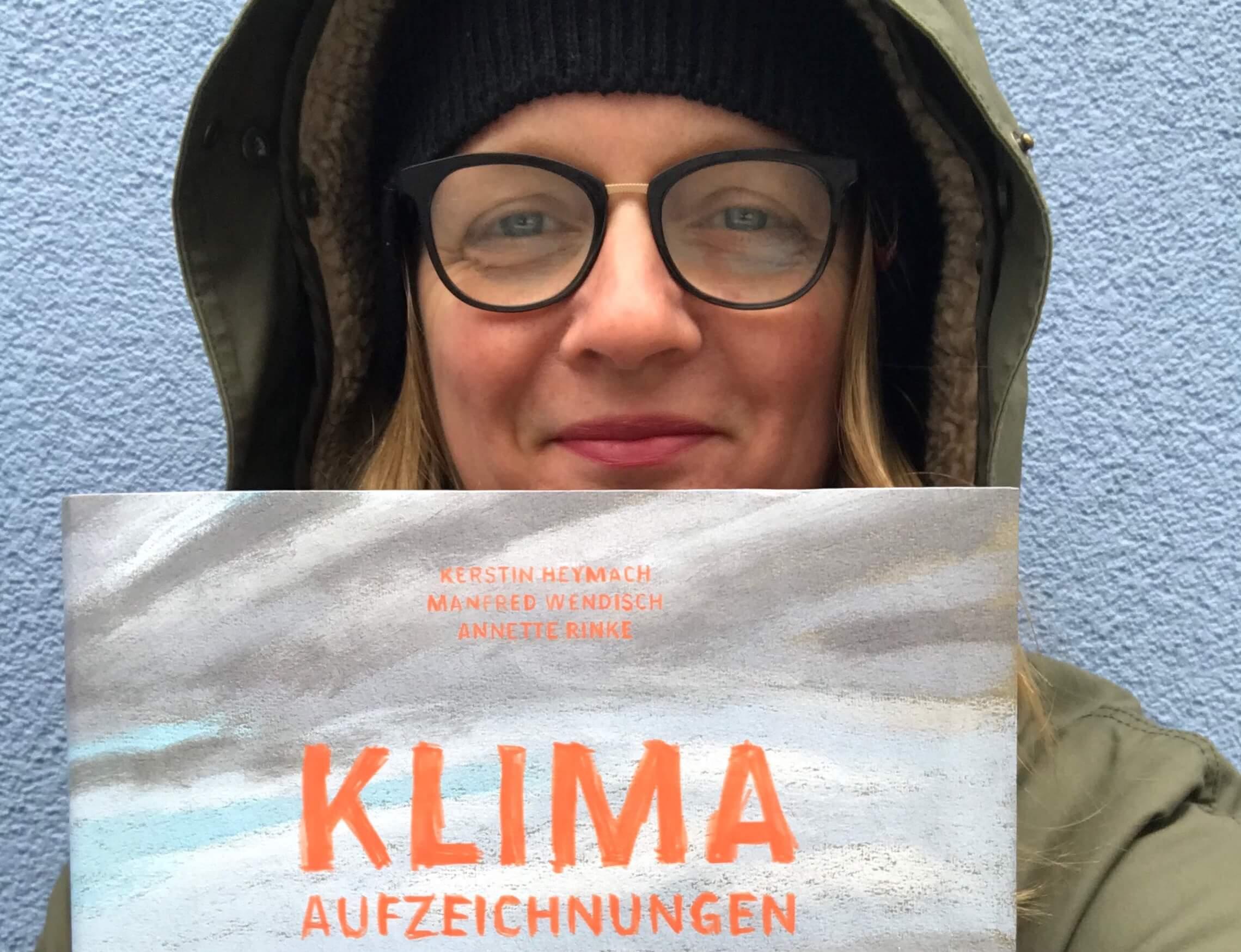 """kerstin heymach: """"Klima Aufzeichnungen!"""""""