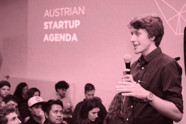 """Markus Raunig: """"Entrepreneurship soll in Österreich den gleichen Stellenwert bekommen wie Skifahren."""""""