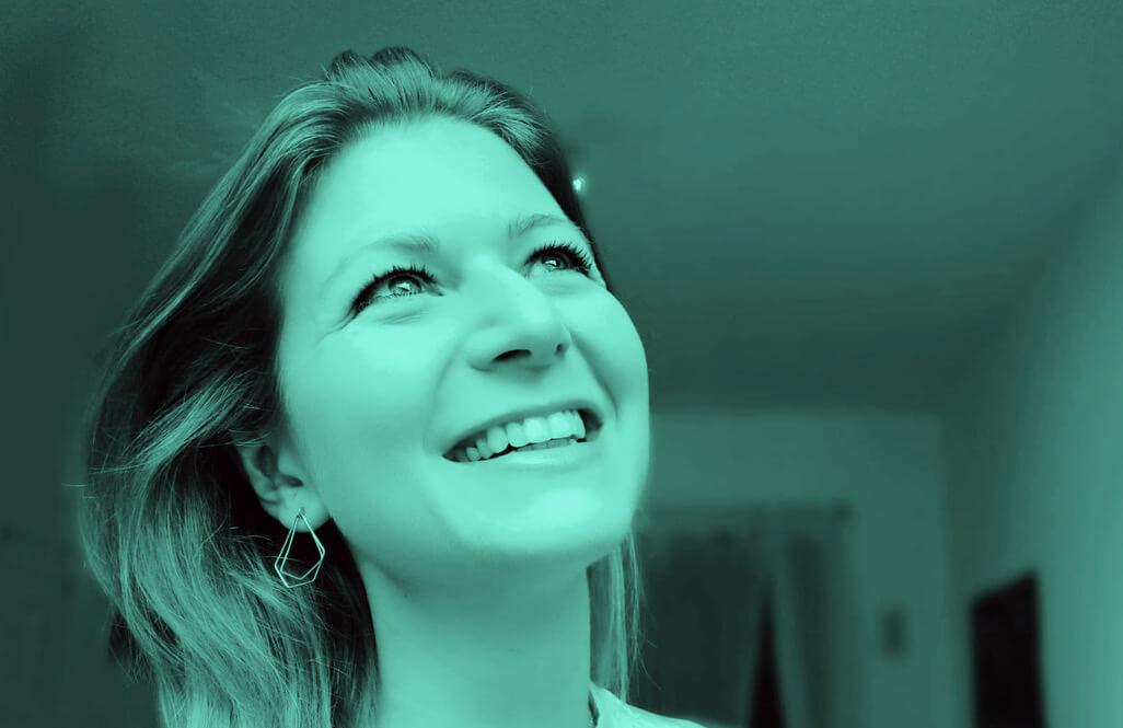 """Katharina Moser: """"Ich freue mich wieder auf mehr Erlebnisse – mit Menschen! an unterschiedlichen Orten! – in meinem Leben."""""""
